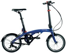 Product image for Dahon EEZZ D3 16w 2018 - Folding Bike
