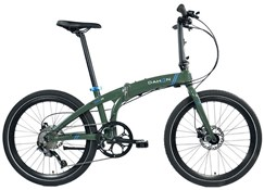 Dahon IOS D9 24w 2017 - Folding Bike