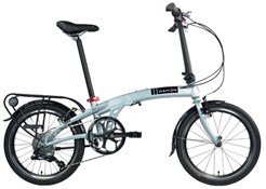 Dahon Qix D8 20w 2017 - Folding Bike