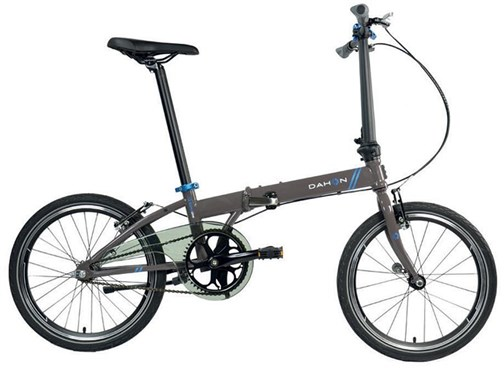 Dahon Speed Uno 20w 2017 - Folding Bike