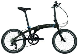 Dahon Vigor D9 20w 2017 - Folding Bike