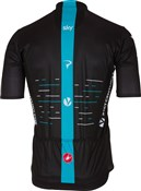 Castelli Team Sky Podio Short Sleeve Cycling Jersey