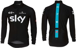 Product image for Castelli Team Sky Perfetto Long Sleeve Cycling Jersey