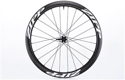 Zipp 303 Firecrest Carbon Clincher Tubeless Disc Front Road Wheels - 77D