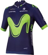 Product image for Endura Movistar Team Short Sleeve Jersey AW17