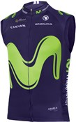 Product image for Endura Movistar Team Gilet AW17