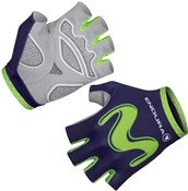 Product image for Endura Movistar Team Race Mitt AW17