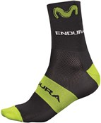 Endura Movistar Team Race Sock AW17