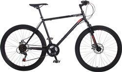 British Eagle Varro Double Disc HT 26w Mountain Bike 2018 - Hardtail MTB