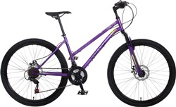 British Eagle Varro Double Disc HT 26w Womens Mountain Bike 2018 - Hardtail MTB