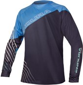 Endura Mt500 Print Long Sleeve Jersey SS17