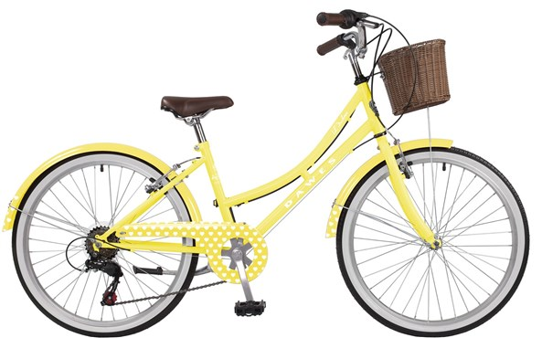 Dawes Lil Duchess 24w Gilrs 2017 - Junior Bike