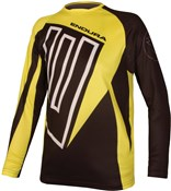 Endura Kids MT500JR Long Sleeve Jersey AW17