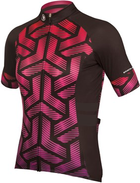 Endura Womens Graphic Short Sleeve Jersey SS17