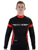 Halo Logo Road Long Sleeve Cycling Jersey