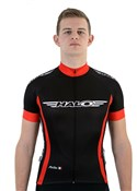 Halo Logo Road Short Sleeve Cycling Jersey