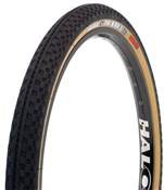 "Product image for Halo Skinwall Twin Rail 26"" Tyre"