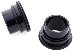Product image for Halo Spin Doctor 6F Axle Ends, Front thru-axle type for SD6F Hub