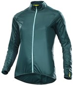 Product image for Mavic Womens Sequence Windproof Cycling Jacket AW17