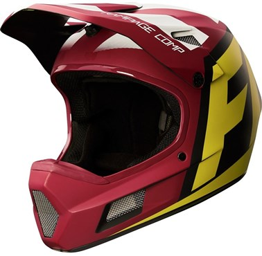 Fox Clothing Rampage Comp Creo Full Face MTB Helmet AW17