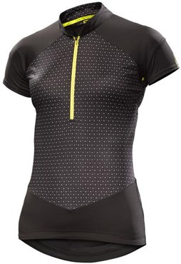 Mavic Womens Sequence Graphic Short Sleeve Cycling Jersey SS17