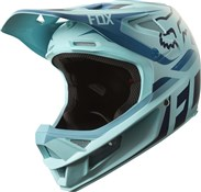 Fox Clothing Rampage Pro Carbon Seca MTB Full Face Helmet 2017