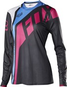 Fox Clothing Flexair Seca Womens Long Sleeve Jersey SS17