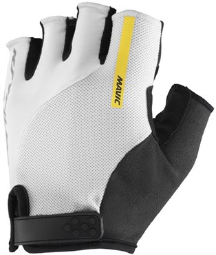 Mavic Womens Ksyrium Elite Short Finger Cycling Gloves SS17