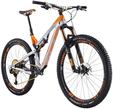 Intense Primer 29C Factory 29er Mountain Bike 2017 - Enduro Full Suspension MTB