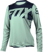 Fox Clothing Ripley Womens Long Sleeve Jersey SS17
