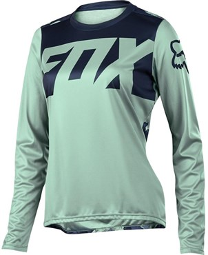 Fox Clothing Ripley Womens Long Sleeve Jersey AW17