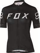 Fox Clothing Switchback Womens Short Sleeve Jersey SS17
