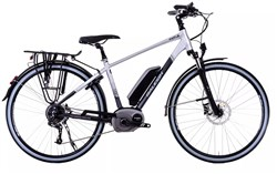 Raleigh Motus 10 Speed 2017 - Electric Hybrid Bike