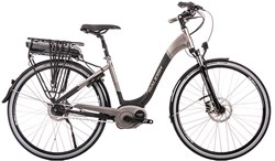 Raleigh Motus Hub Gear Nexus 8 Speed 700c Womens 2017 - Electric Bike