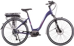 Raleigh Captus 9 Speed 700c Womens 2017 - Electric Hybrid Bike