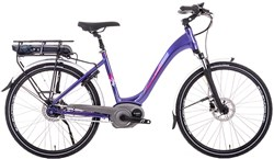 "Raleigh Captus Hub Gear 8 Speed 26"" Womens 2017 - Electric Hybrid Bike"