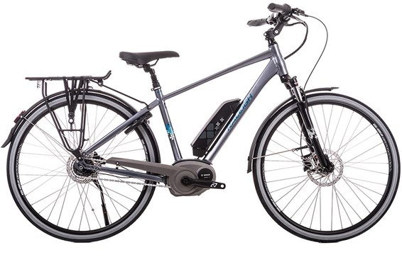 Raleigh Captus Hub Gear 8 Speed 700c 2018 - Electric Hybrid Bike
