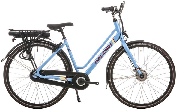 Raleigh Array Hub Emotion 7 Speed 700c Womens 2018 - Electric Bike