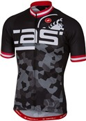 Castelli Attacco FZ Short Sleeve Cycling Jersey SS17