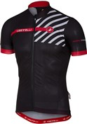 Castelli Free AR 4.1 FZ Short Sleeve Cycling Jersey SS17