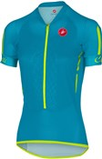 Product image for Castelli Climbers Womens Short Sleeve Cycling Jersey SS17