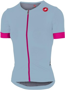 Castelli Free Speed Womens Race Short Sleeve Cycling Jersey SS17