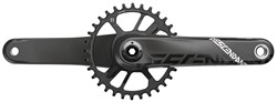 Product image for SRAM Descendant Carbon Eagle Crank (Cups Not Included)