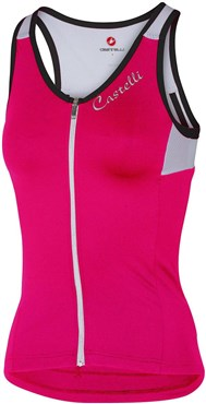 Castelli Solare Womens Cycling Top SS17