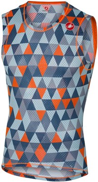 Castelli Pro Mesh Sleeveless Cycling Baselayer