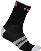 Product image for Castelli Rosso Corsa 9 Cycling Socks AW17