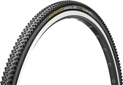 Product image for Continental CycloXKing PureGrip Cyclocross Folding Tyre