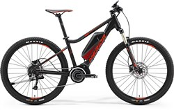 Merida eBIG Tour 7 300 MTB Hardtail 2017 - Electric Bike