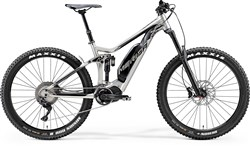 Merida eONE-Sixty 800 MTB Full Suspension 2017 - Electric Bike