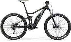 Merida eONE-Twenty 500 MTB Full Suspension 2017 - Electric Bike
